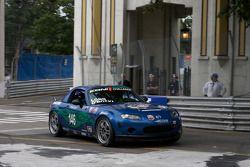 #146 Freedom Autosport Mazda MX-5: Tom Long, Rhett O'Doski