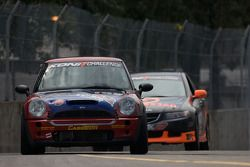 #198 RSR Motorsports Mini Cooper S: Craig Hansen, Randy Smalley