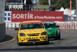 #53 Predator Auto Sport Chevrolet Cobalt SS: Robert Boyer, Matt Pritiko