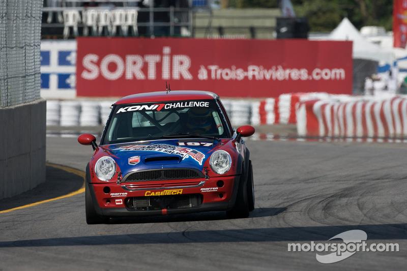 #197 RSR Motorsports Mini Cooper S: Mark Congleton, Ricky Johnson