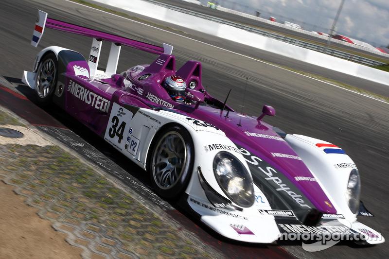 2008 – Le-Mans Series, чемпіон у класі LMP2