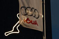 Audi Sport Team Joest flag