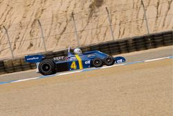 Rodolfo Junco, 1976 Tyrrell P34