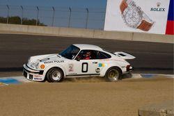 Historic Porsche IMSA racing car