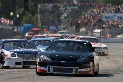 Pace lap: J.R. Fitzpatrick