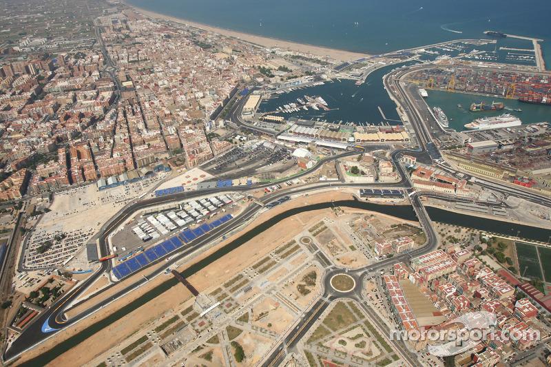 Самая унылая: Валенсия (2008-2012)