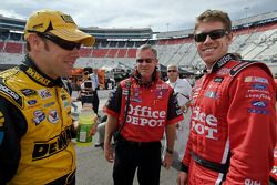 Matt Kenseth et Carl Edwards