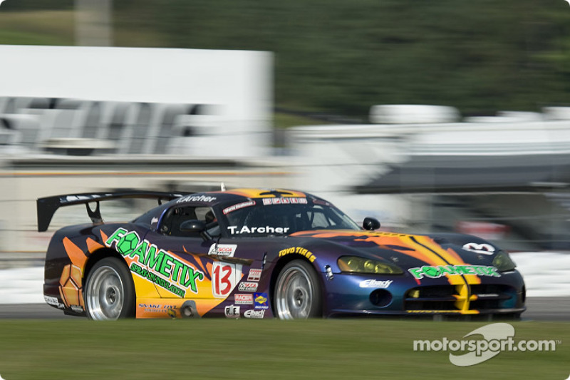 #13 Dodge Viper: Tommy Archer