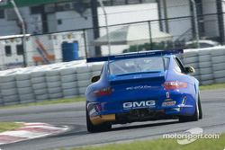 #14 Porsche 911 GT3: James Sofronas