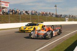 #12 Autocon Motorsports Creation CA07-002 Judd: Chris McCurry, Tony Burgess
