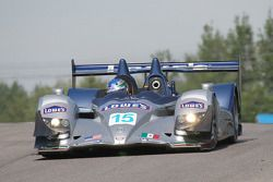 #15 Lowe's Fernandez Racing Acura ARX-01B: Adrian Fernandez, Luis Diaz
