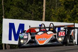 Intersport Racing Lola B06/10 AER : Ryan Lewis, John Faulkner