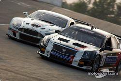 Aston Martin DB9 : Tommy Milner ; Cadillac CTS-V : Andy Pilgrim
