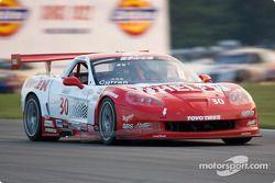 #30 Chevrolet Corvette: Eric Curran