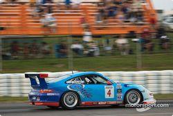 #4 Porsche 911 GT3: Dino Crescentini