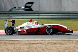 Nico Hulkenberg, ART Grand Prix Dallara-Mercedes