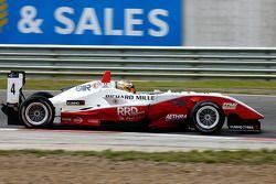 Jules Bianchi, ART Grand Prix Dallara-Mercedes