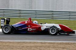 Koudai Tsukakoshi, Manor Dallara-Mercedes