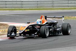 Yann Clairay, SG Formula Dallara-Mercedes