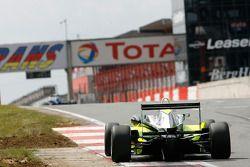 Sam Bird Manor Dallara-Mercedes