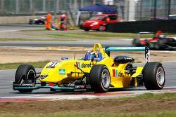 Tom Dillman, Jo Zeller Racing Dallara-Mercedes