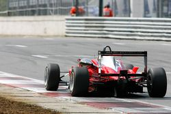 Basil Shaaban, HBR Motorsport Dallara-Mercedes