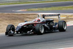 Kazuya Oshima, Manor Dallara-Mercedes