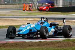 John Martin, Raikkonen Robertson Racing Dallara-Mercedes