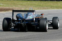 Niall Breen, Manor Dallara-Mercedes