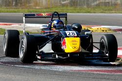 Daniel Ricciardo, SG Formula Dallara-Mercedes