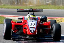 Daniel Campos-Hull, HBR Motorsport Dallara-Mercedes