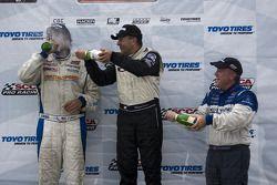 TC Podium L-R: Jason Saini, Michael Galati, Peter Cunningham