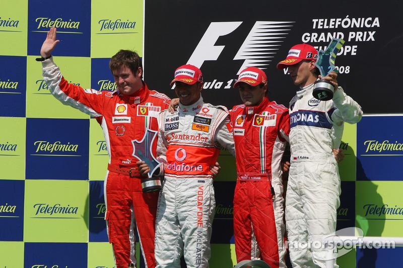 Гран Прі Європи 2008