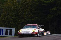 #18 VICI Racing Porsche 911 GT3 RSR: Nicky Pastorelli, Mark Basseng