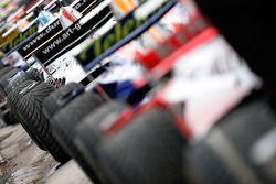 GP2 Series car line up