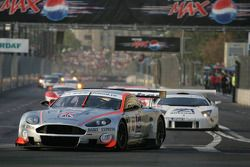 #10 Gigawave Motorsport Aston Martin DBR9: Philipp Peter, Allan Simonsen, Andy Thompson