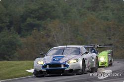 #008 Drayson - Barwell Aston Martin Vantage: Terry Borcheller, Chapman Ducote