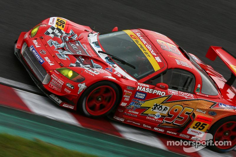 #95 Tim apr: corak Lightning McQueen