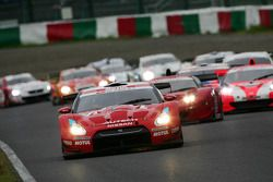 Xanavi Nismo GT-R : Satoshi Motoyama, Benoît Treluyer, Fabio Carbone