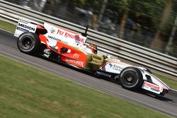 Vitantonio Liuzzi, Test Pilotu, Force India F1 Team, VJM-01
