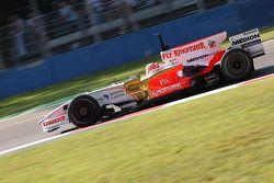 Vitantonio Liuzzi, Test Pilotu, Force India F1 Team, VJM-01