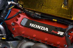 Vision Racing Honda V8 engine