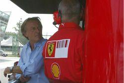 Luca di Montezemolo, Scuderia Ferrari, FIAT président et président de Ferrari
