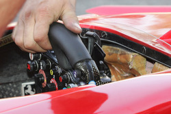 Scuderia Ferrari, Steering wheel levers