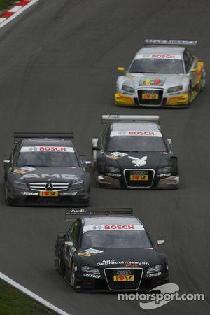 Timo Scheider, Audi A4 DTM, Audi Sport Team Abt Sportsline