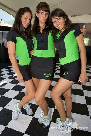 Charming Tequila Patron girls