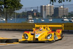 #6 Penske Racing Porsche RS Spyder: Ryan Briscoe, Patrick Long