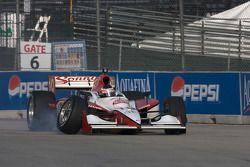 Mario Moraes en difficulté en raison d'un problème de suspension