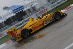 #6 Penske Racing Porsche RS Spyder: Sascha Maassen, Gerardo Bonilla