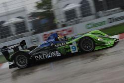 #9 Patron Highcroft Racing Acura ARX-01B:David Brabham, Scott Dixon